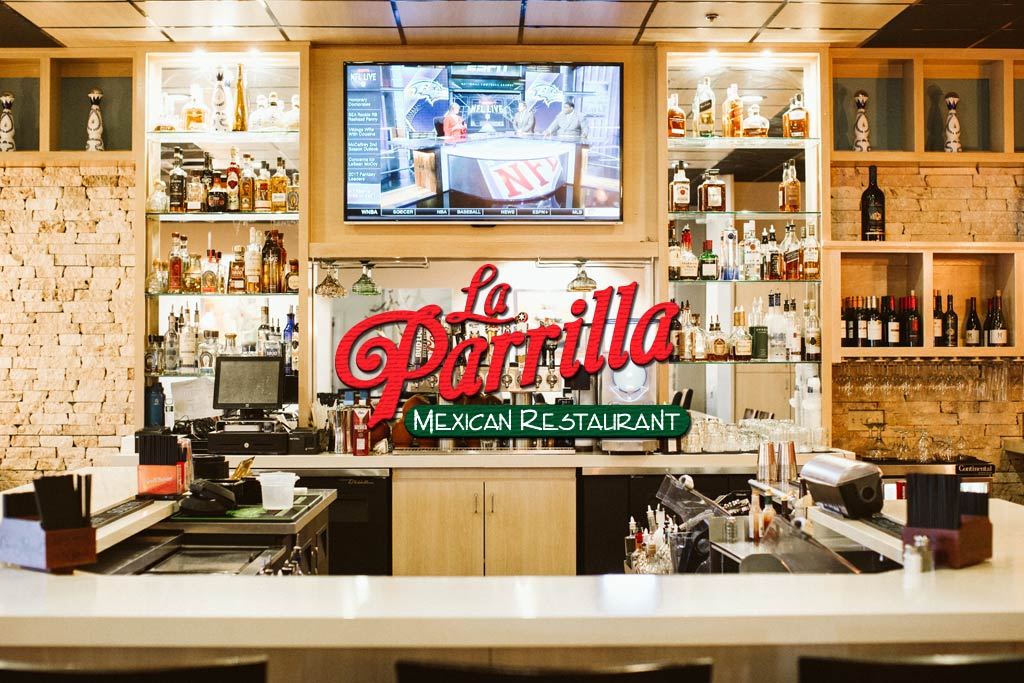 Welcome to La Parrilla Mexican Restaurant